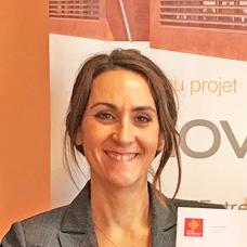 Alexandra Desiage : Directrice d'Innovosud