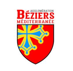 Logo Agglomération Béziers Méditerrannée